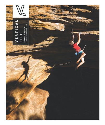 Vertical Life 2014-15 Annual, Published 2016 - Print