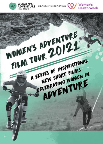 Women's Adventure Film Tour 20/21 - AUS Online Encore Screening