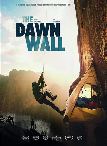 The Dawn Wall Poster - Limited Edition Signed by Tommy and Kevin