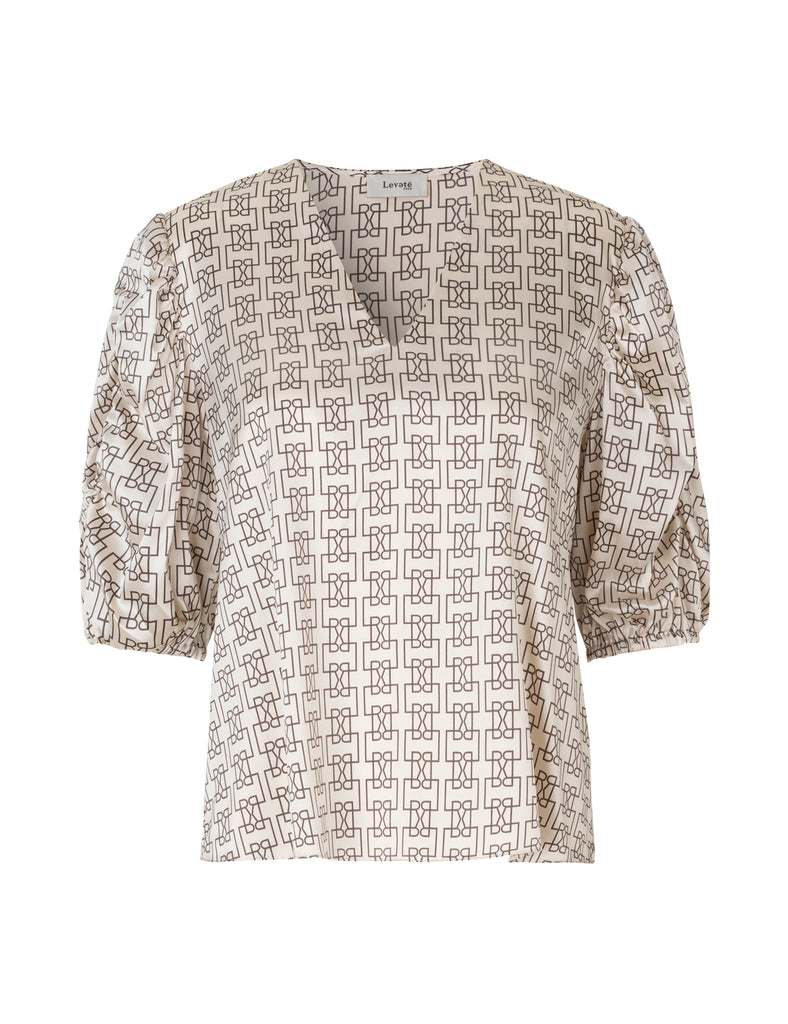 Blouse Dakota print Levete Room