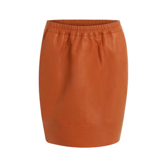 Skirt Leather Coster CPH