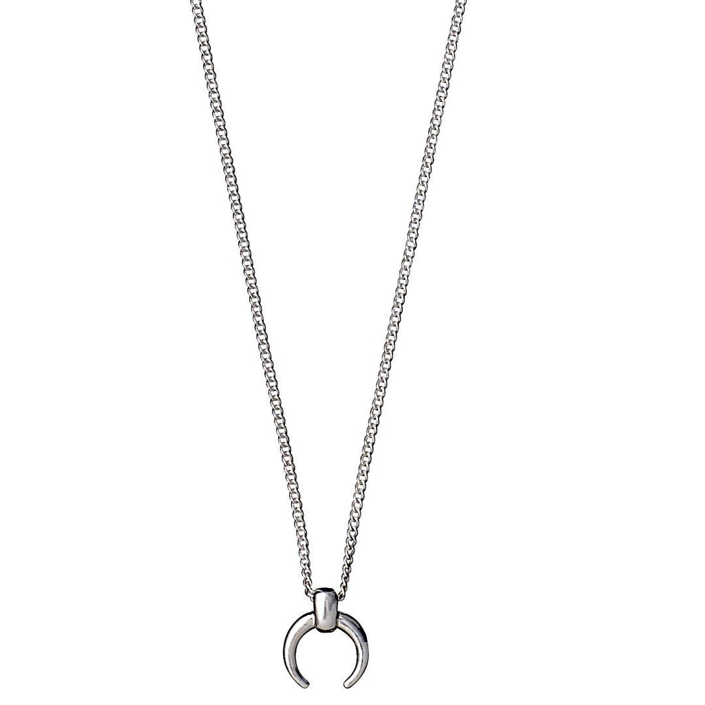 Necklace Edina Silver Plated by Pilgrim