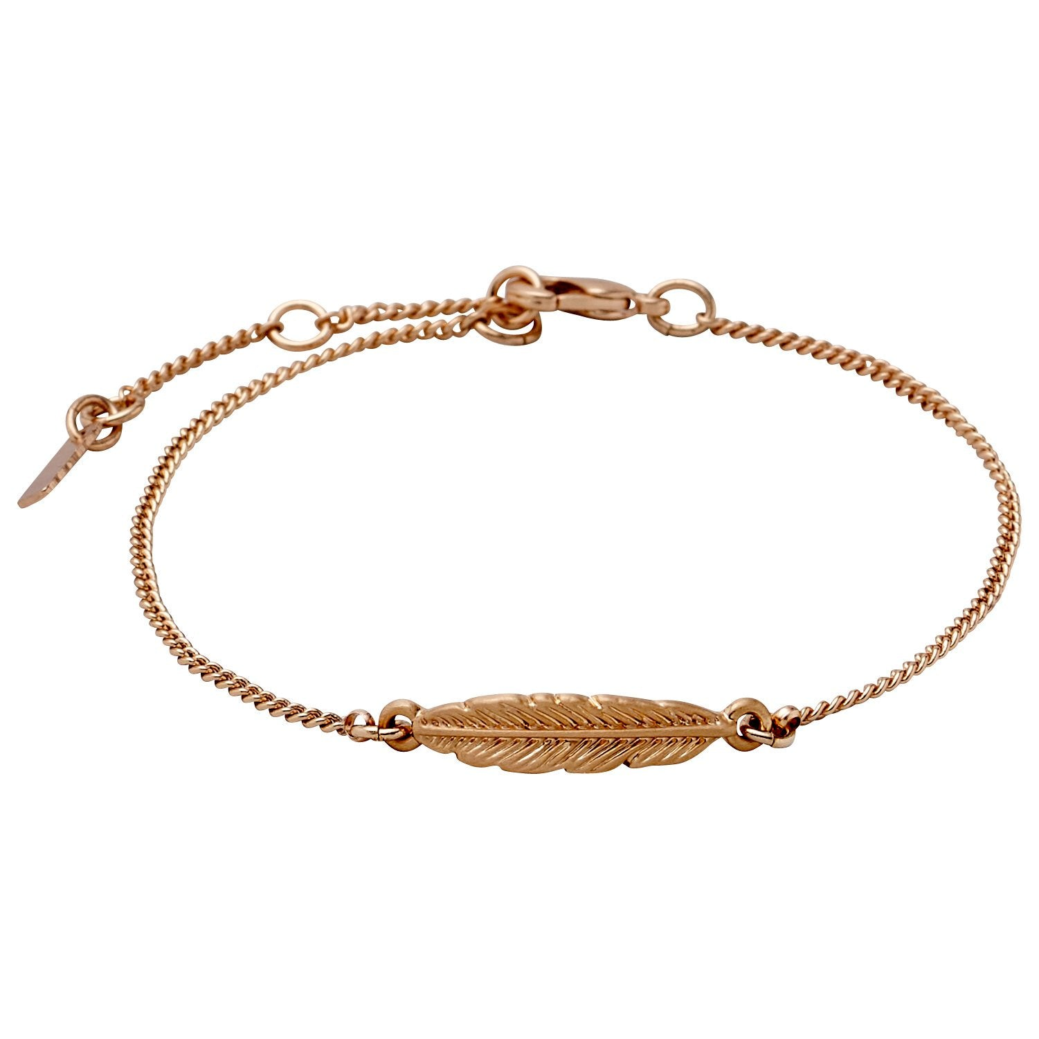 Bracelet Lauren Rose Gold Plated
