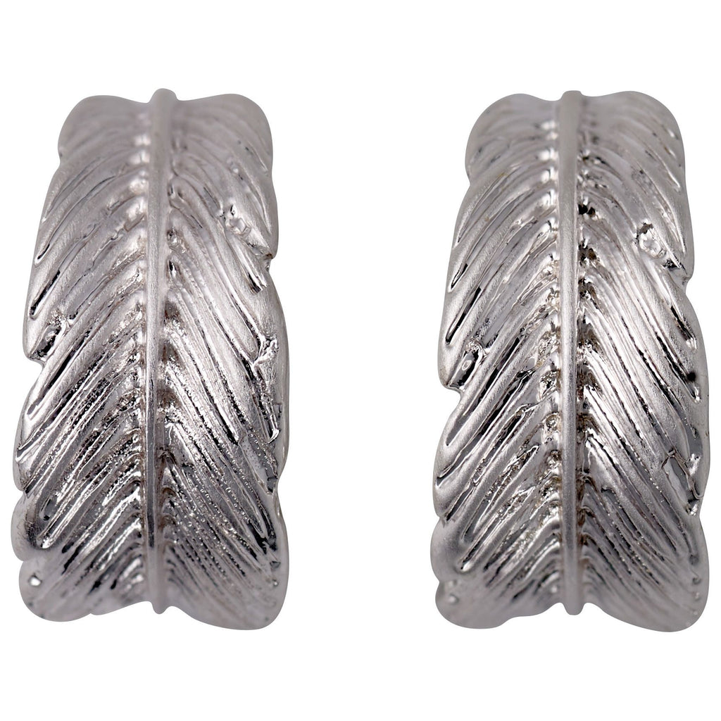Earrings Lauren Silver Plated - Maaike Kleedt Online