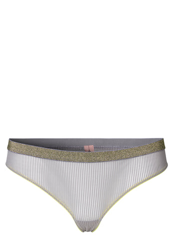 Bottom Tallie Stripes Light Grey - Maaike Kleedt Online