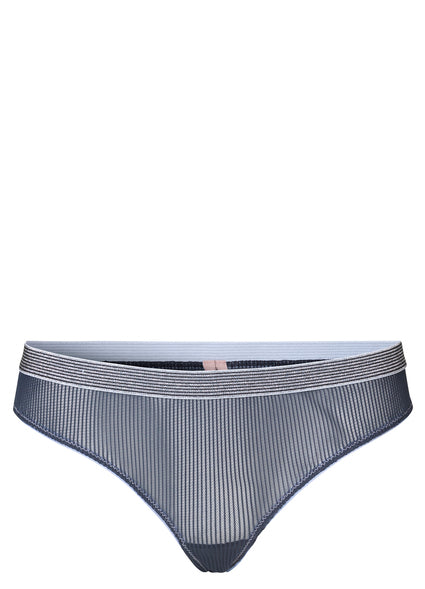 Bottom Tallie Stripes Dark Blue - Maaike Kleedt Online