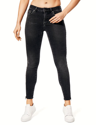 Jeans Brando Dark grey wash