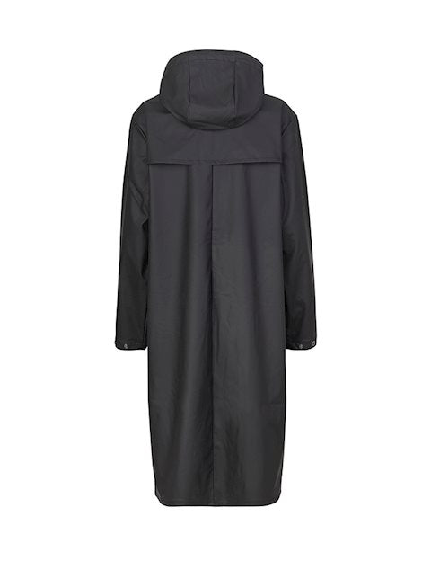 Raincoat Long Fabiola Festival black