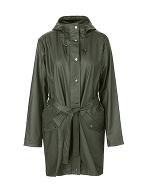RainCoat Festa Festival Military Green
