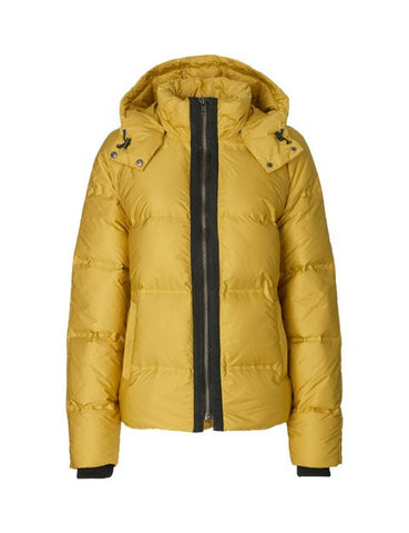 Outerwear Okay Jacket Yellow