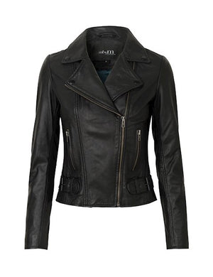 Leather Jacket Vika Venice