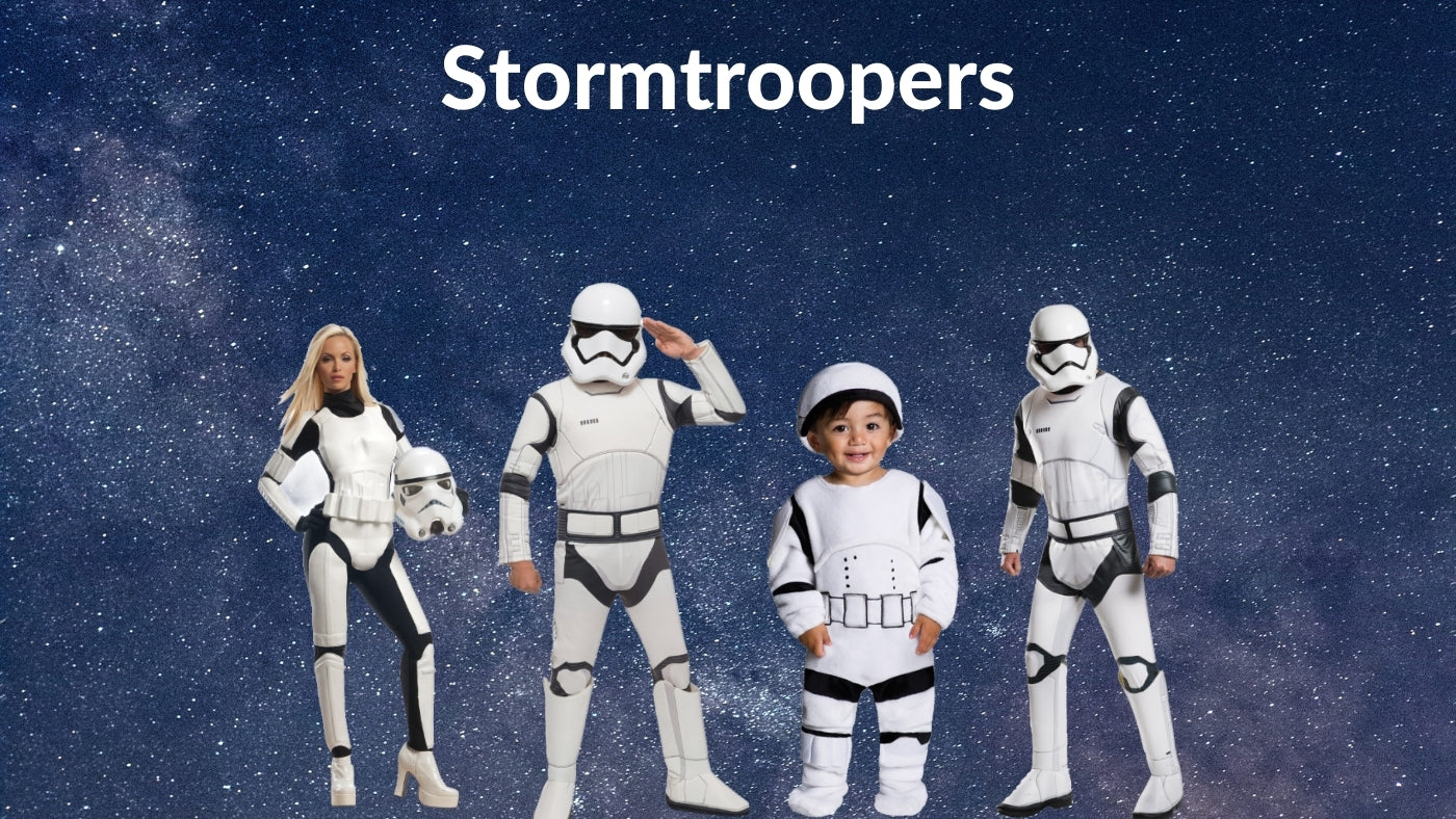 Stormtroopers Costumes & Masks