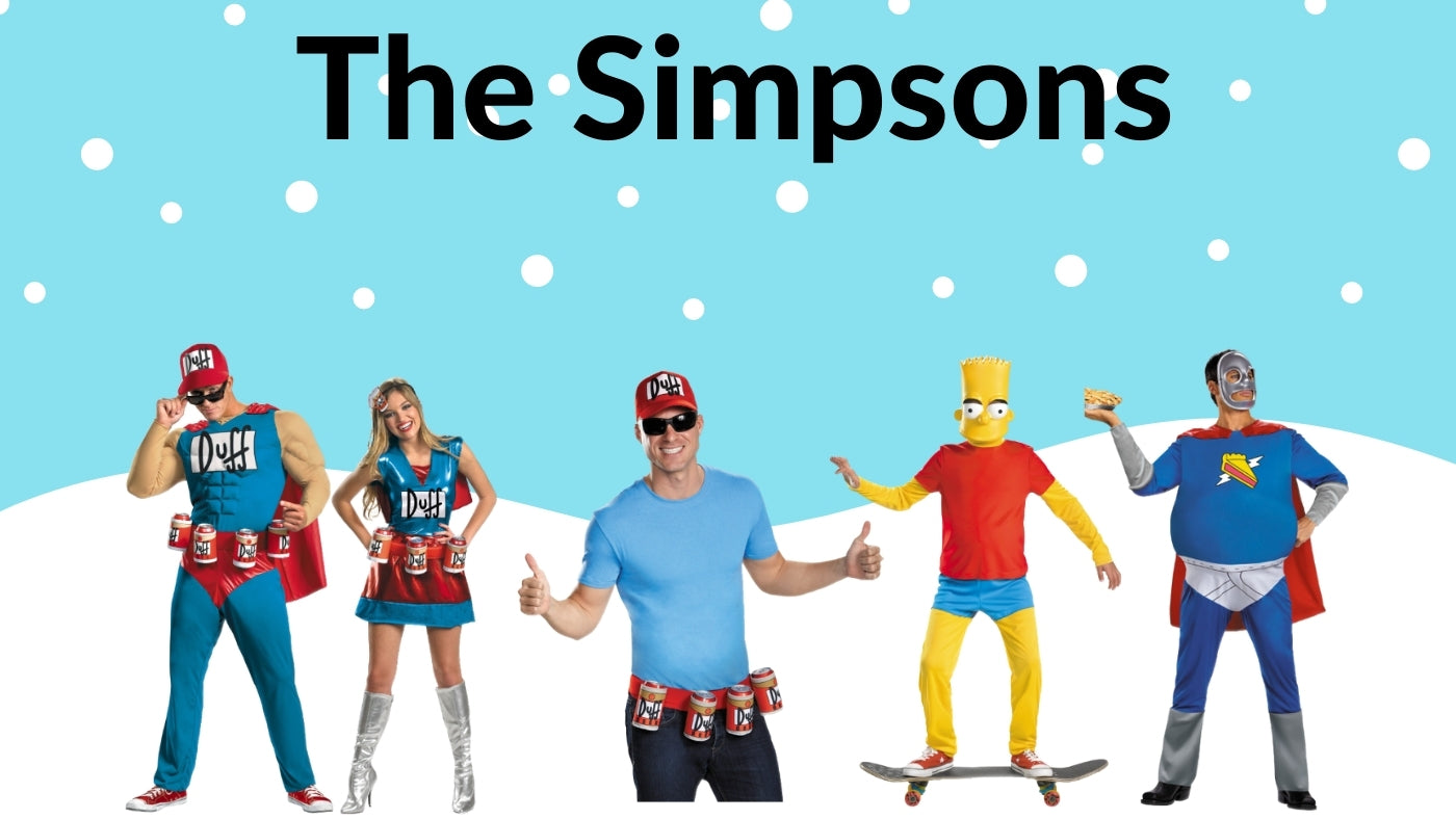 The Simpsons Costumes