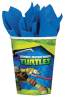 amscan 9oz Ninja Turtles Cups Party Decoration - Costume Arena