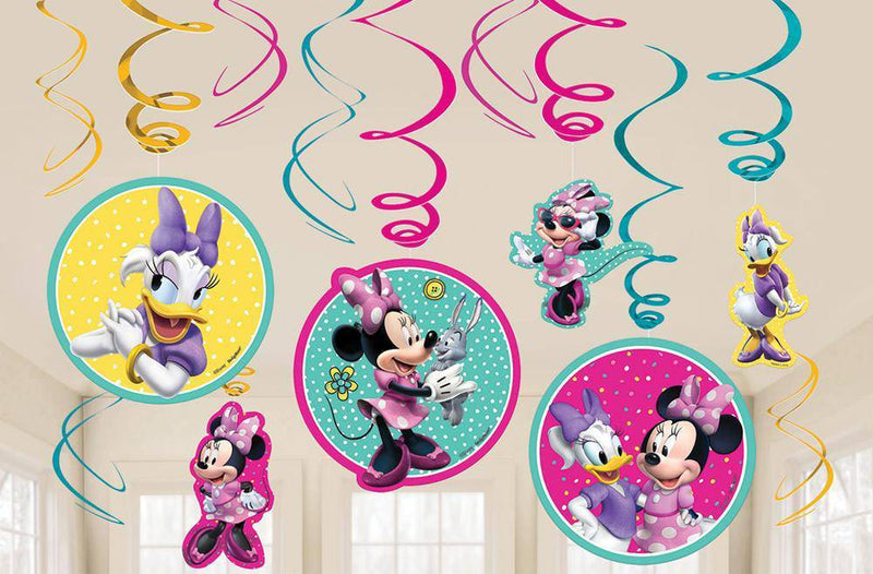 amscan Disney Minnie Helpers Movie Foil Decoration - Costume Arena