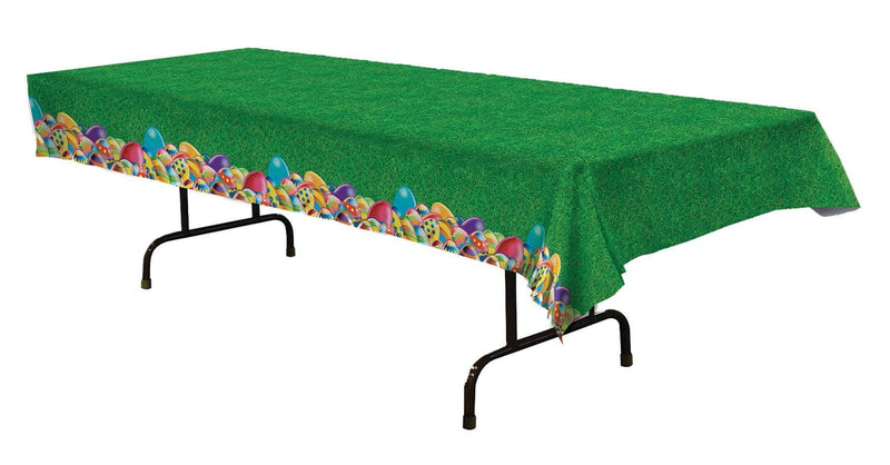 Beistle Easter Egg Table Cover Theme Decoration - Costume Arena