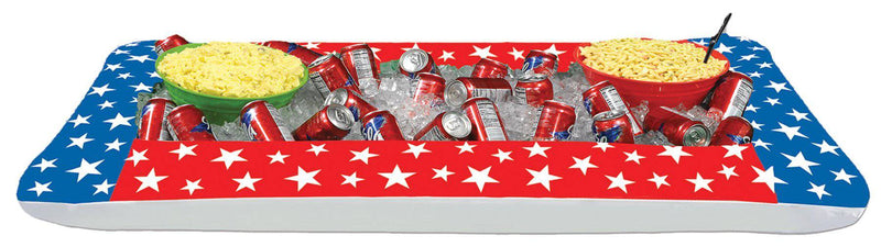 Beistle Inflatable Patriotic Cooler Theme Decoration - Costume Arena