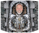 Beistle Knight Photo Medieval Theme Party Decoration - Costume Arena