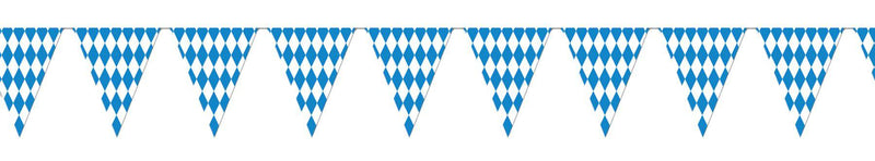 Beistle Oktoberfest Pennant Banner Theme Decoration - Costume Arena