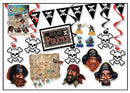 Beistle Pirate Kit Props Theme Party Decoration - Costume Arena