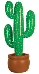 Beistle Western Inflatable Cactus Theme Decoration - Costume Arena
