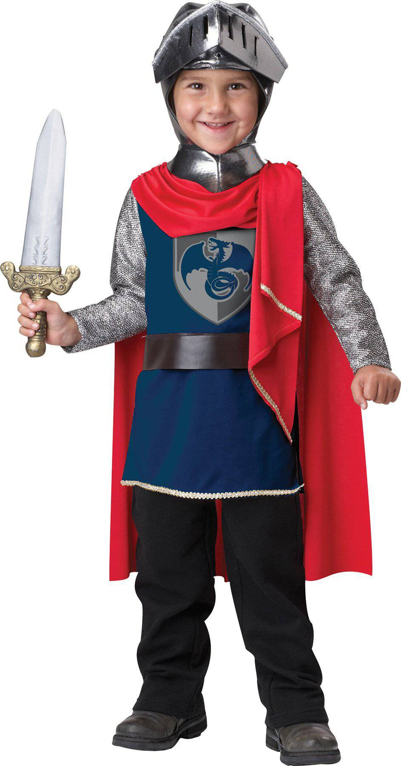California Costumes Boys' Gallant Knight Theme Warrior Costume - Costume Arena