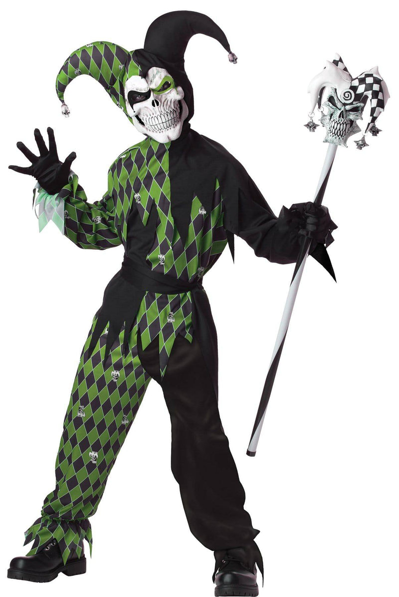 California Costumes Boys' Jokes On You Scary Party Child Costume - Costume Arena
