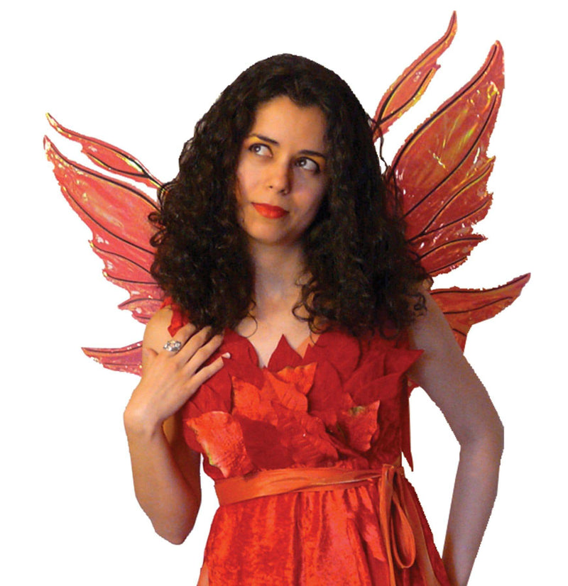 Chuck Jarman Fairy Wings Fancy Theme Costume Accessory - Costume Arena