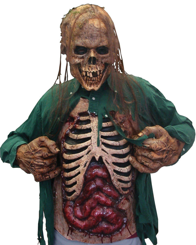 Chuck Jarman Flesh Eater Hands Horror Halloween Accessory - Costume Arena