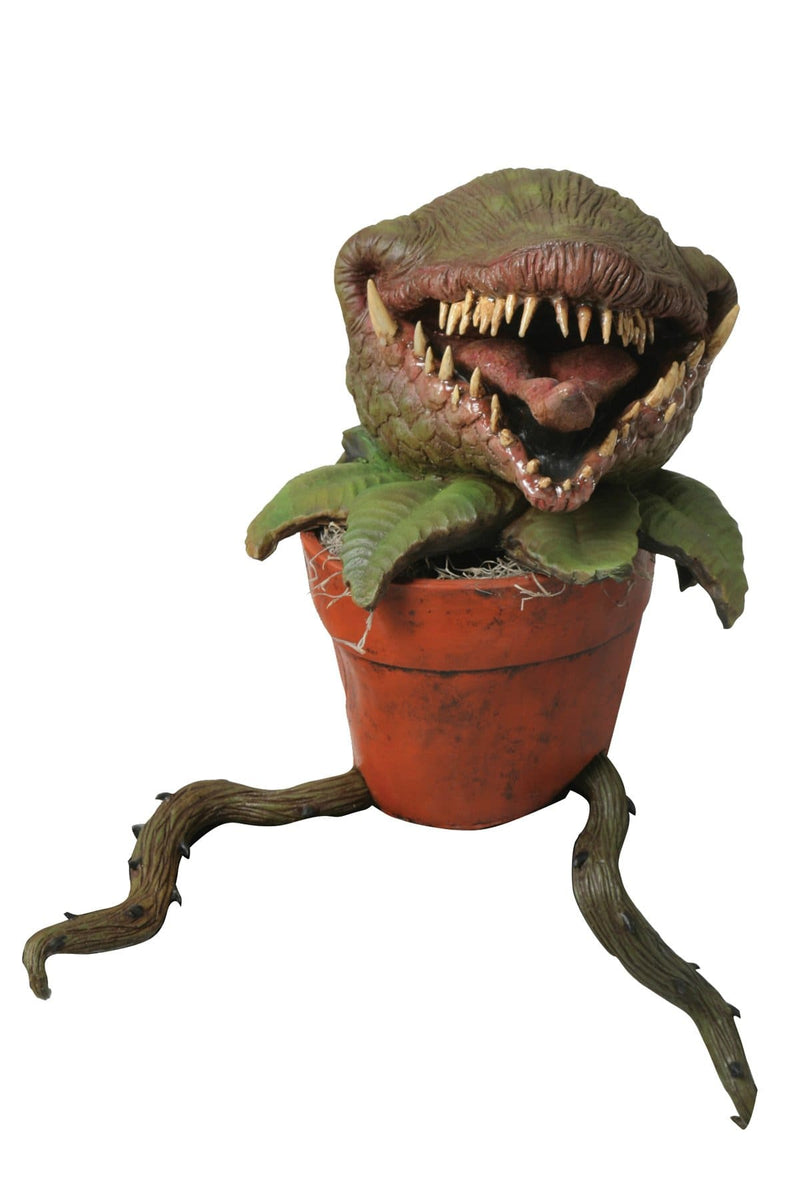 Chuck Jarman Man Eating Plant Puppet Party Decorations - Costume Arena