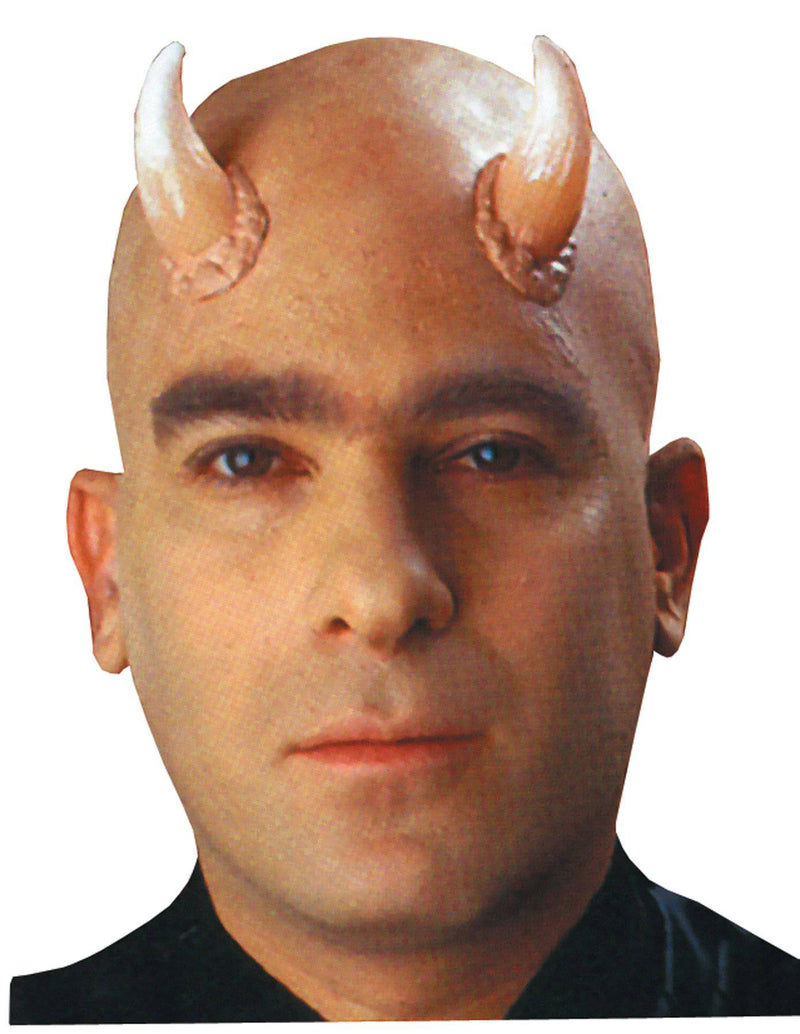 Cinema Secrets Devil Horns Prosthetic Scary Latex Accessory - Costume Arena