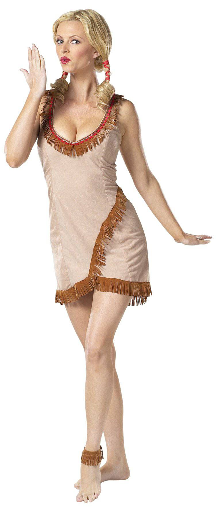 Cinema Secrets Women's Sexy Tribal Tease Adult Costume - Costume Arena