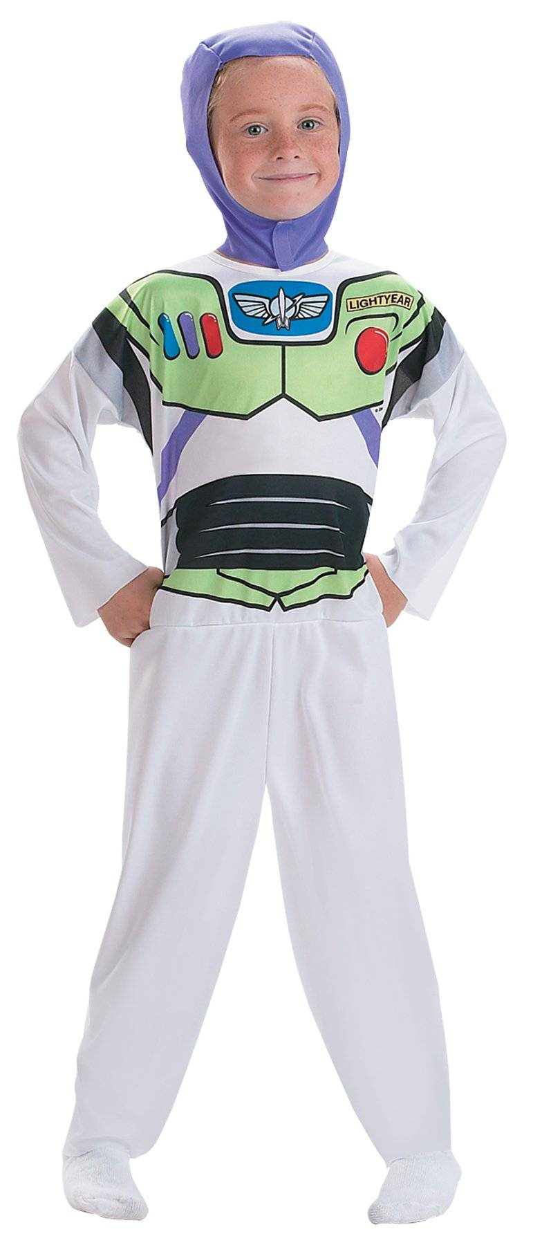 Disguise Boys' Disney Toy Story Buzz Theme Costume - Costume Arena