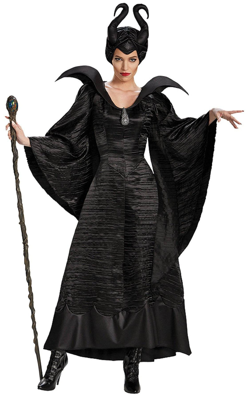 Disguise Disney Women's Maleficent Theme Costume - Costume Arena