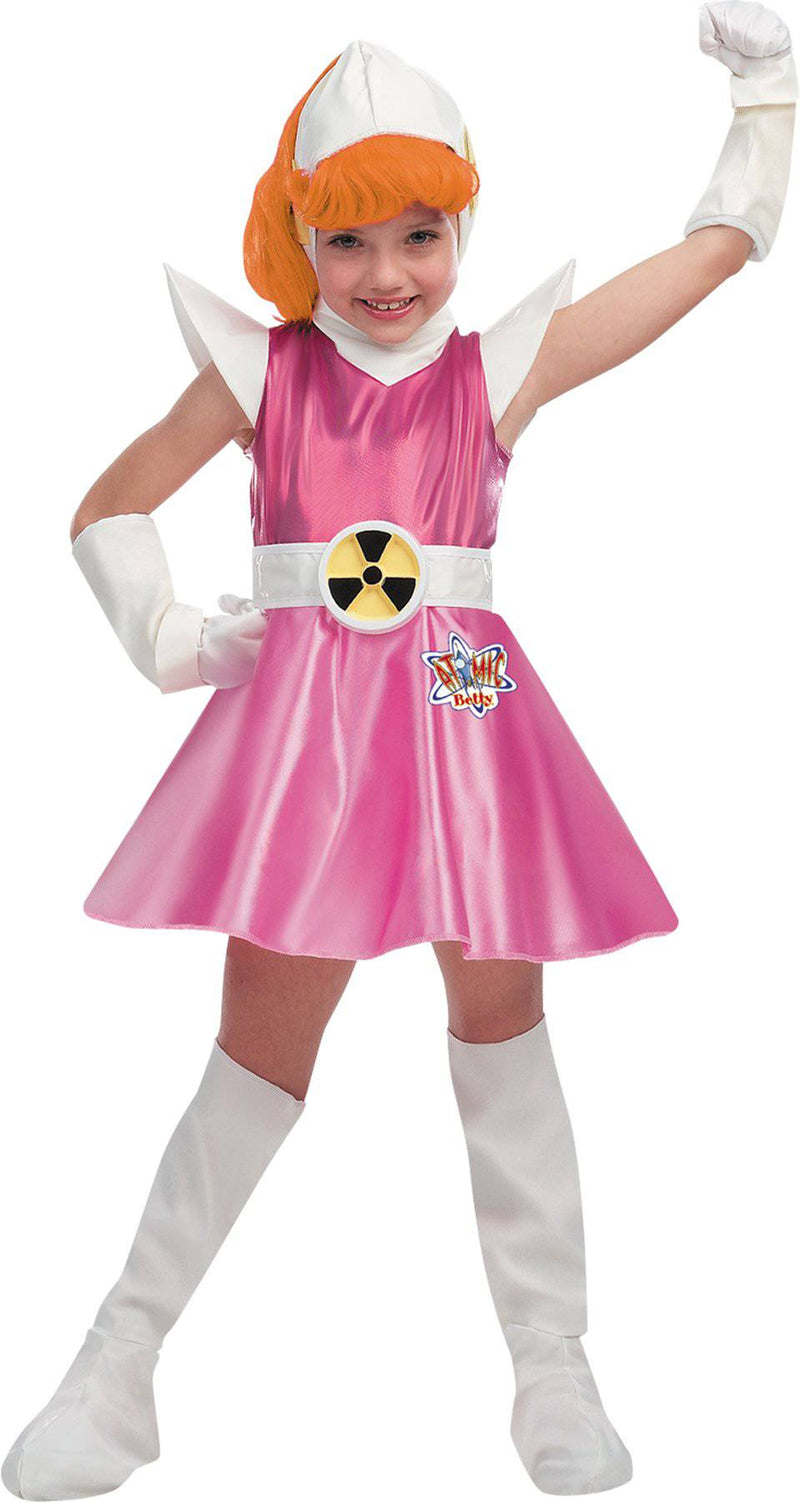 Disguise Girls' Atomic Betty Party Deluxe Costume - Costume Arena
