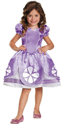 Disguise Girls' Princess Sofia Theme Party Costume - Costume Arena
