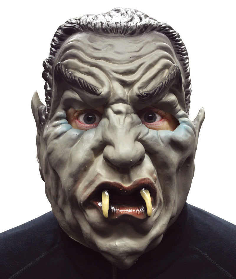 Distortions Unlimited Horrific Vampire Mini Monster Scary Mask - Costume Arena