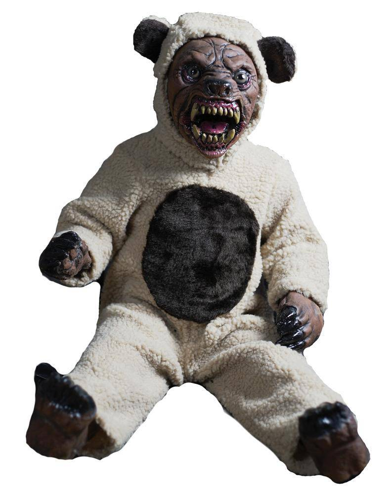 Distortions Unlimited Scare Bear Frightronics Haunted Decoration - Costume Arena