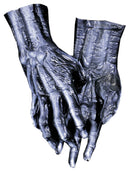 Distortions Unlimited Skeleton Hand Gloves Scary Costume Accessory - Costume Arena
