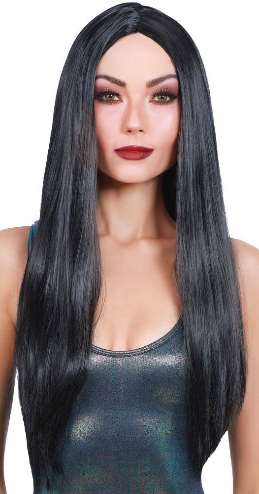 Dreamgirl Long Straight Wig Theme Party Accessory - Costume Arena