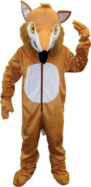 Dress Up America Fox Mascot Funny Halloween Adult Costume - Costume Arena