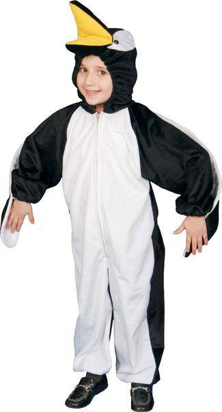 Dress Up America Unisex Penguin Funny Movie Halloween Costume - Costume Arena