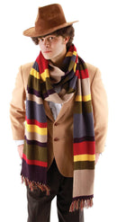 elope Doctor Who 12 Ft. Long Scarf Theme Accessory - Costume Arena