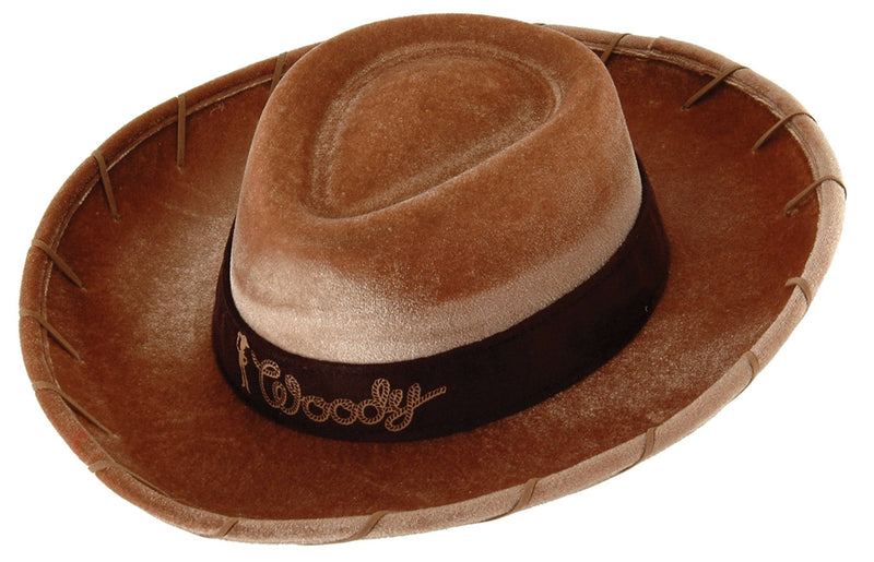 elope Toy Story Jessie Cowboy Movie Accessory Hat - Costume Arena