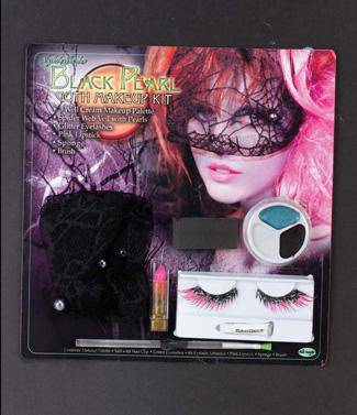 Fun World Night Shades Goth Makeup Kits Accessory - Costume Arena