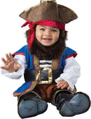 Fun World Toddler Little Swashbuckler Funny Costume - Costume Arena