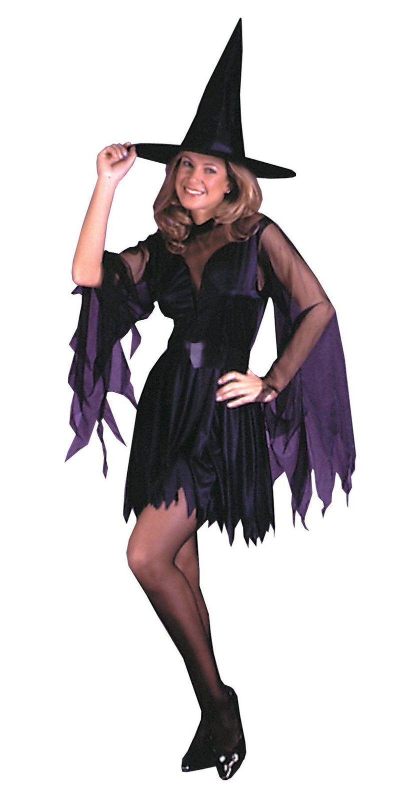 Fun World Women's Sexy Witch Theme Party Adult Costume - Costume Arena