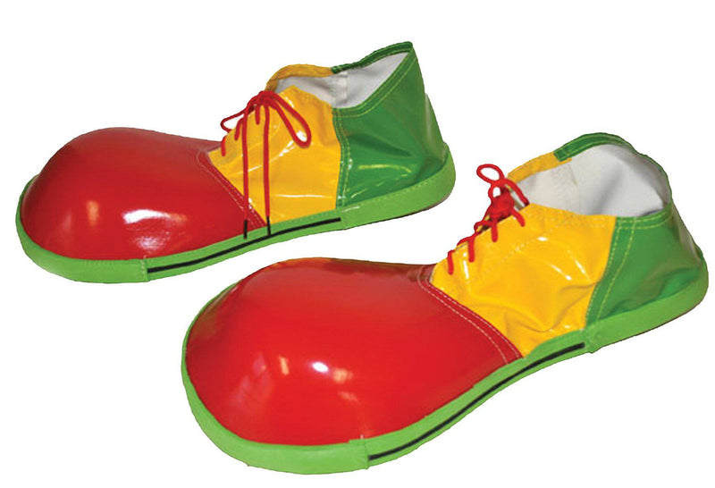 Funny Fashion Funny Clown Shoes Theme Costume Accessory - Costume Arena