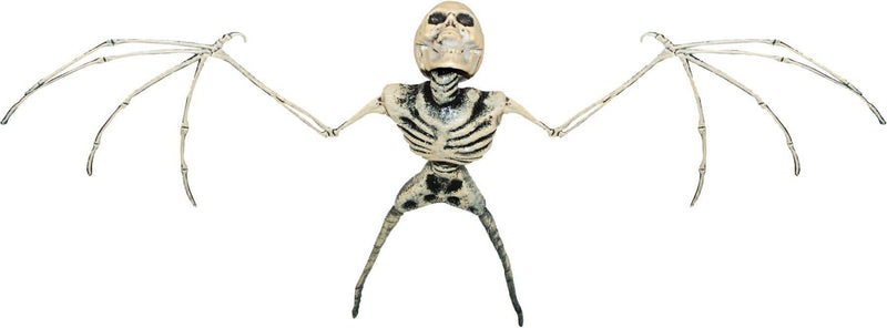 "Gemmy (Sun Star) 25"" Bat Skeleton Theme Halloween Decorations - Costume Arena"