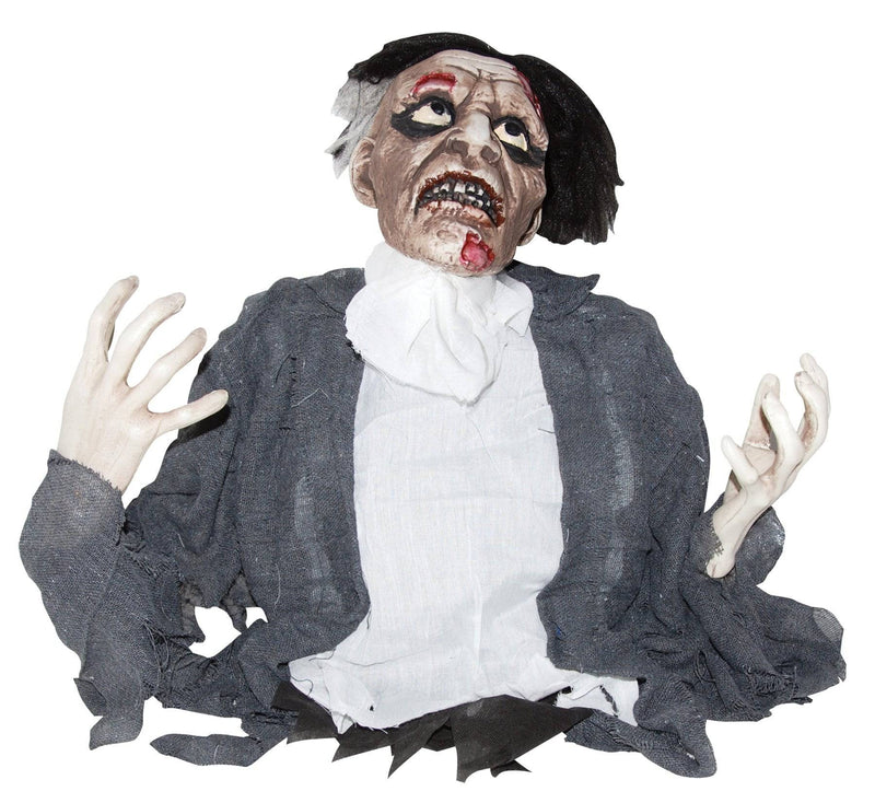 Gemmy (Sun Star) Groundbreaker Haunted House Scary Decoration - Costume Arena
